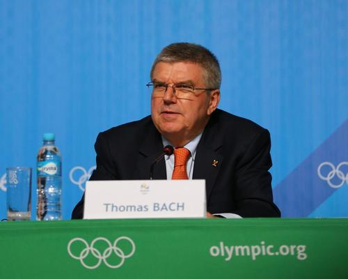 President Thomas Bach said the IOC has set up a joint task force to assess the potential threat posed by COVID-19 / Shutterstock