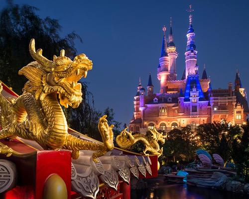 This marks the first time Disney will have opened any part of its Shanghai resort since late January