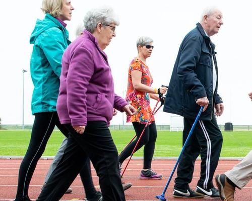 Care home staff being trained as physical activators in Scotland
