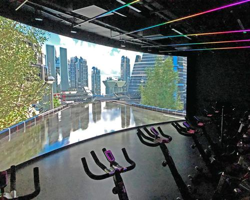 Scotland's 'first immersive studio' opens as part of £1.2m leisure centre development